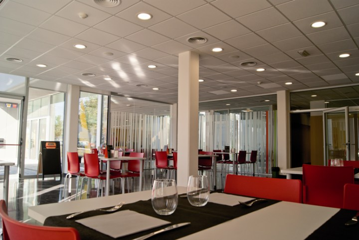 Atelier restaurant Centre Innovacio