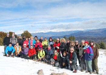 Colla Excursionista Montsec de Rubies Foto Joan Piernas
