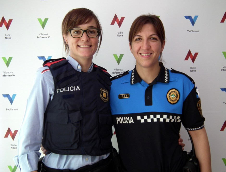 Maria Argiles i Ana Romero maig 16