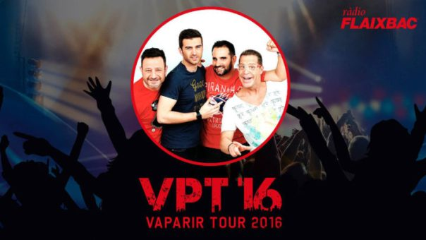 Imatge Va Parir Tour 2016