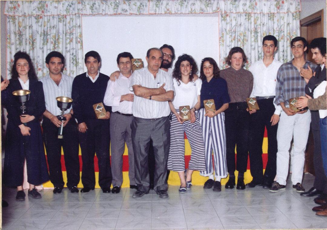I Festa de l Esport amb el regidor Asensio Sanche