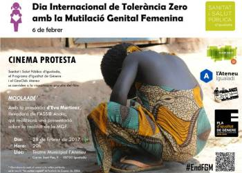 Tolerancia Zero Mutilacio Femenina