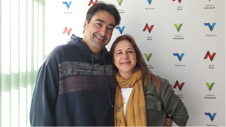 Rosalba Sánchez i JM Escalante -Artristic V02 2