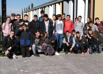 Un grup de 24 estudiants passen pel Centre d'Innovació Anoia