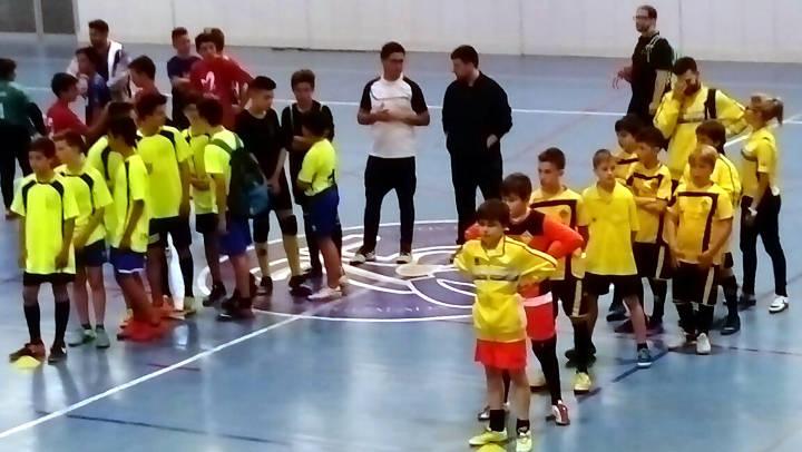 Can Titó Vilanova Futbol Sala equip aleví (3)