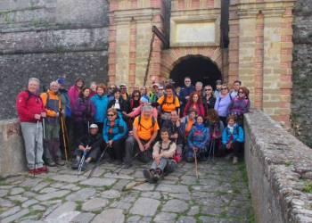 Colla camí de Sant Jaume 2017