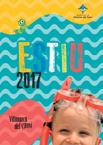 programa vilanova estiu 2017 imatge