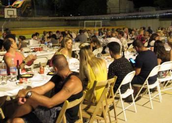 Festes barri de la Pau i la Lluna Foto Francisco Viera (2)