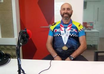 Luis Alejandro Matamoros medalla or 2017