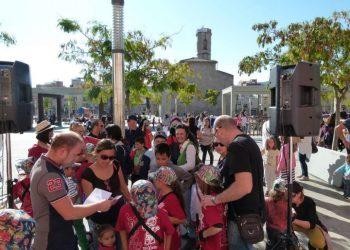 Gimcana Festa solidària Xuclis