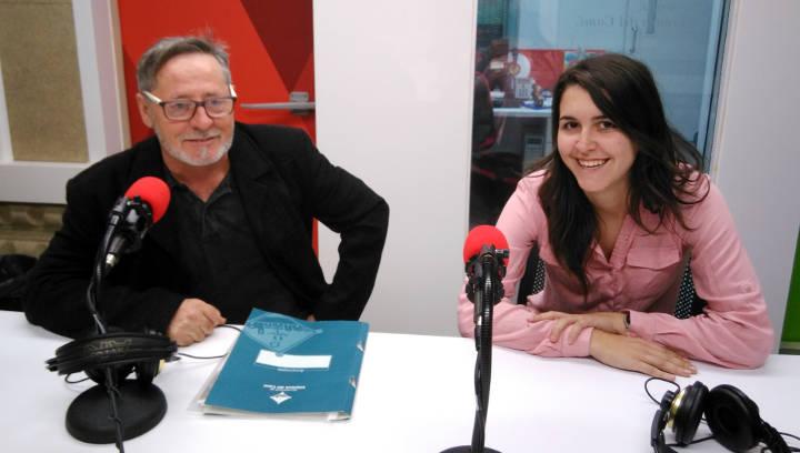 Manolo Cano i Lis Ramirez associacio cultural camp del rei gimcana solidaria (1)