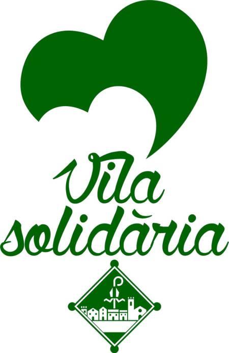 Vilasolidaria logo verd