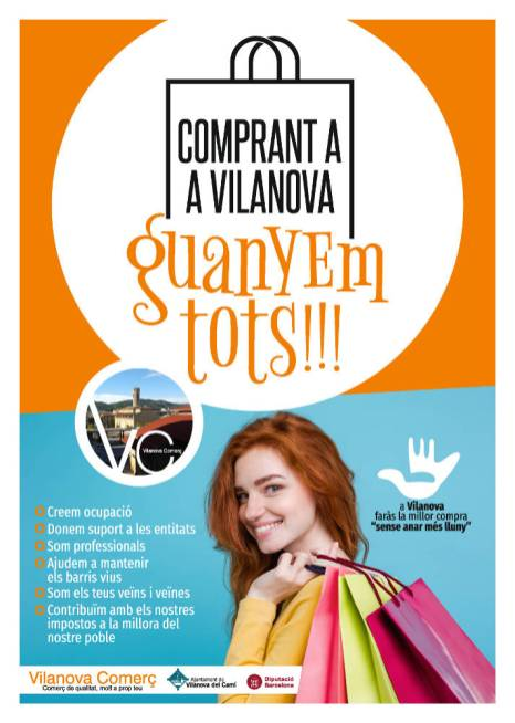 Vilanova Comerç campanya nov17 1
