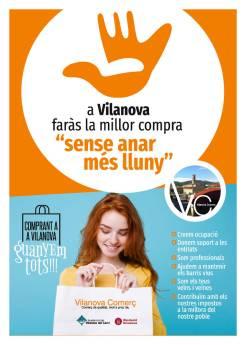 Vilanova Comerç campanya nov17 2