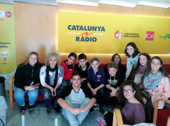 Visita Institut Pla Moreres Cat Radio-v1