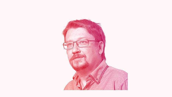 Xavier Domenech en Comu Podem imatge campanya 2017
