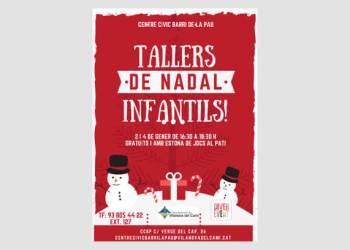 Tallers de Nadal 18 CCBP2-v2-cartell