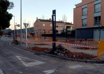 Obres Passeig Industria feb18 8