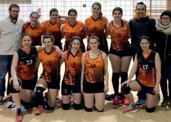 Volei Club Igualada senior B