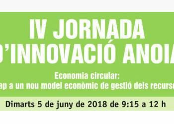 IV Jornada Innovacio Centre Innovacio Anoia-fons