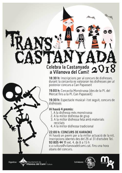 Transcastanyada 2018