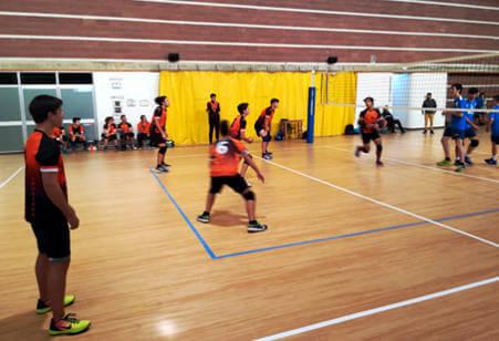 Igualada Volei Club juvenil nov18