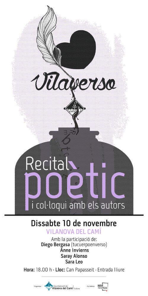 Vilaverso 2018 cartel
