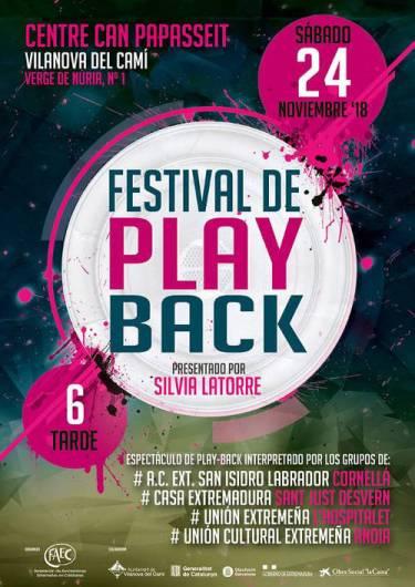 festival playback UCE-cartell