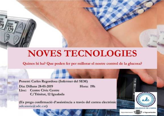 NOVES TECNOLOGIES 28-01-2019