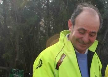 Pere amb penya ciclista de vilanova del cami