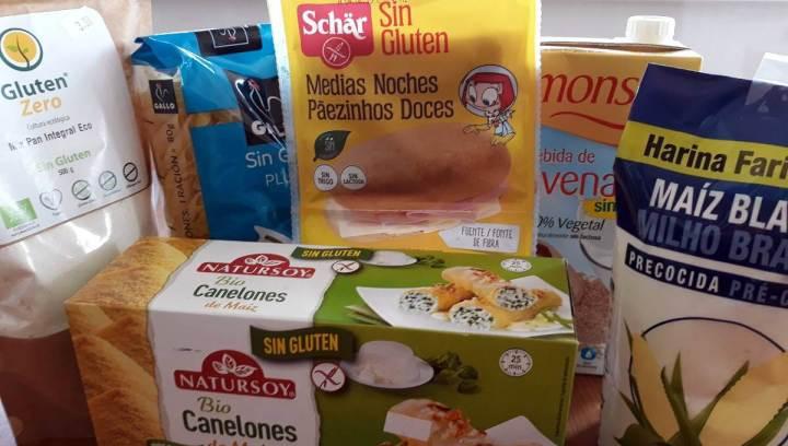 Productes sense gluten