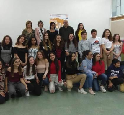 Reeixida primera part de l'onzè intercanvi entre l'alumnat de l'INS Pla de les Moreres i del Robert Schuman d'Amilly