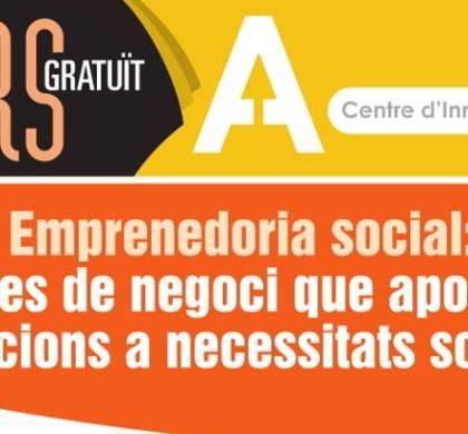 Promoció Econòmica anima a descobrir l'emprenedoria social en una matinal formativa
