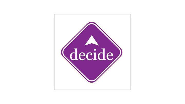 DECIDE logo 2019