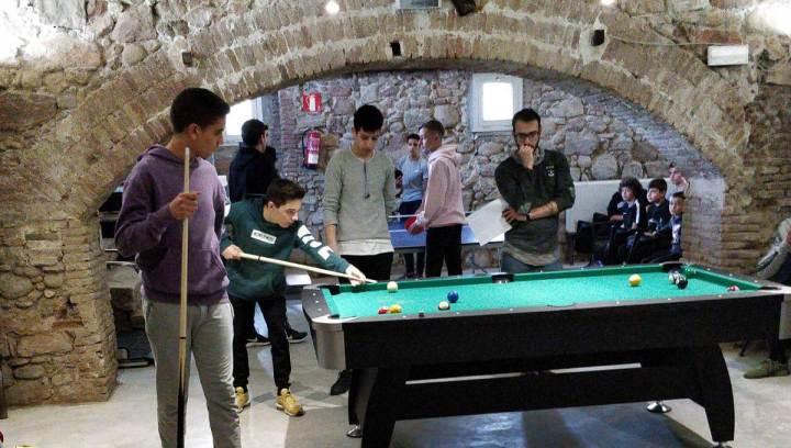 Dia Europeu Informacio juvenil 2019 a Can Muscons