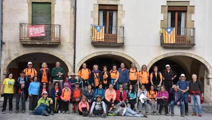 Sortida Colla abril 2019 Foto Angela Irasoc