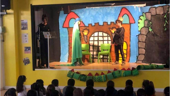 St. Jordi 2019 a l'Escola Pompeu Fabra