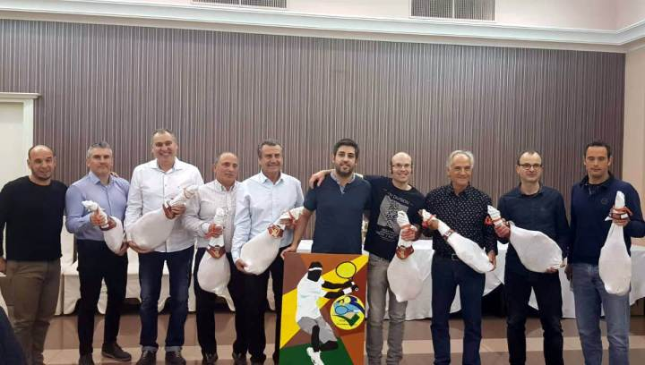 Tennis Vilanova sopar cloenda 2018 abril 2019