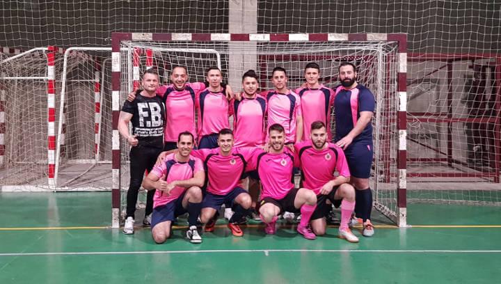 Can Claramunt 1a divisio campionat futbol sala 2018-19