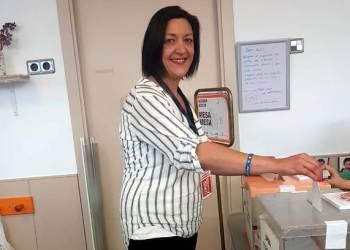 noemi trucharte votant