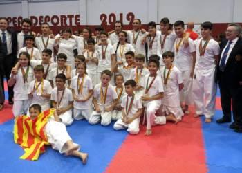 Campionat espanya 2019 de Nihon Taijitsu