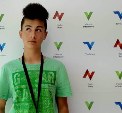 Daddario, un jove referent del col·lectiu LGTBIQ+ parlarà de la seva experiència a Can Muscons en el marc del Dia de l'Orgull | ÀUDIO