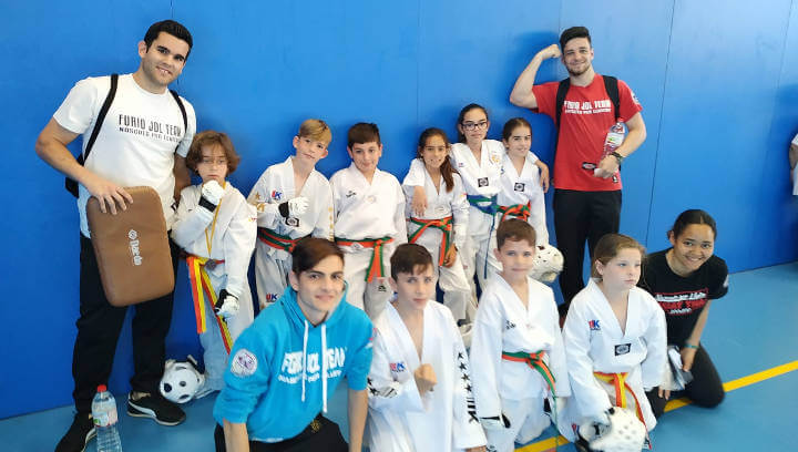 Furio Jol campionat infantil-2019