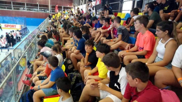 ESPORTIGUAY Sortida Roller Games Barcelona