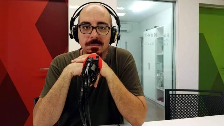 Red Pèrill juliol 2019 als estudis de Ràdio Nova