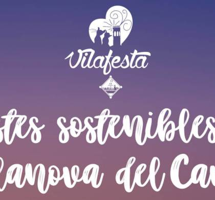 La Festa Major 2019 implanta noves mesures respectuoses amb el medi ambient a partir d'un protocol