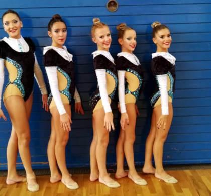 Bon inici de temporada del CG Ballerina a la 1a i 2a fase de Catalunya Copa Base Individual i 1a fase Conjunts Tardor