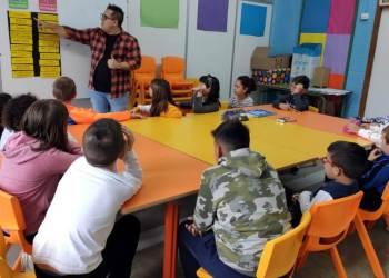 Equip de mediacio Escola Pompeu Fabra oct19