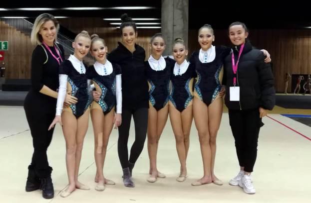 Ballerina euskalgym 2019