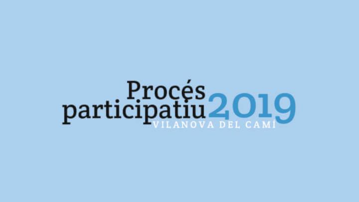 Proces participatiu 2019 imatge